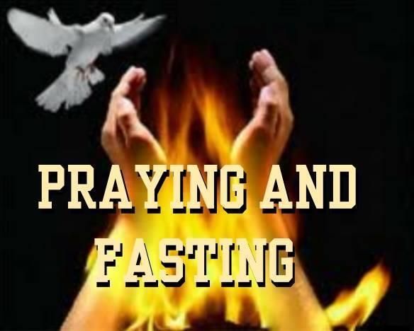 PRAYN AND FASTING PIC
