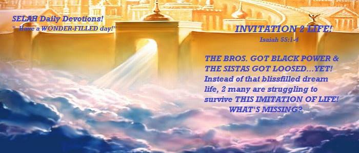 INVITATION 2 LIFE