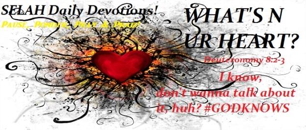 WHAT'S IN UR HEART