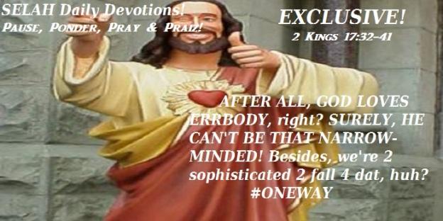 EXCLUSIVE 2 JESUS WINKS