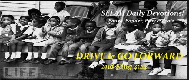 DRIVE & GO FORWARD 2
