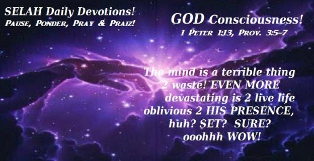 GOD CONSCIOUSNESS 2