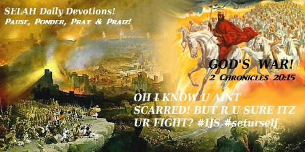 GOD'S WAR!