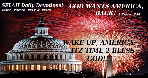 GOD WANTS AMERICA BACK 3
