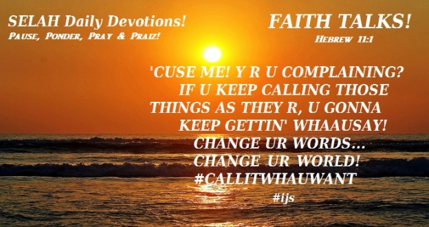 FAITH TALKS 3