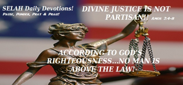 divine justice is not partisan