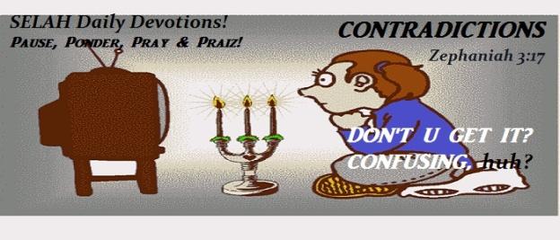 Contradictions!